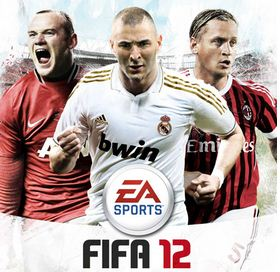 Fifa 2012 Official Mobile Game